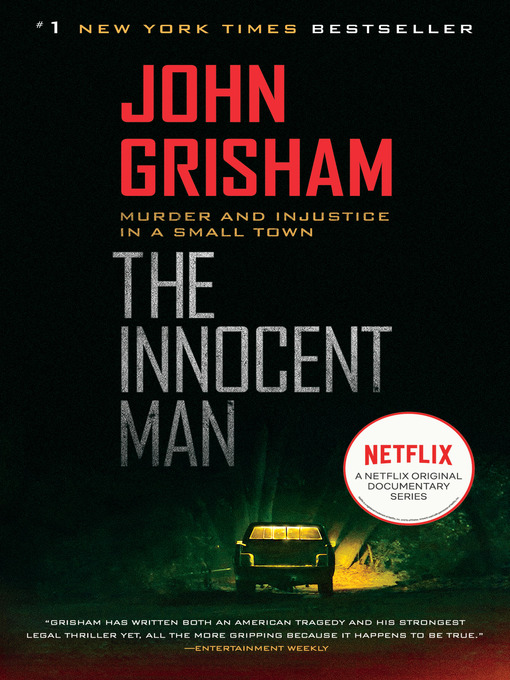Title details for The Innocent Man by John Grisham - Wait list
