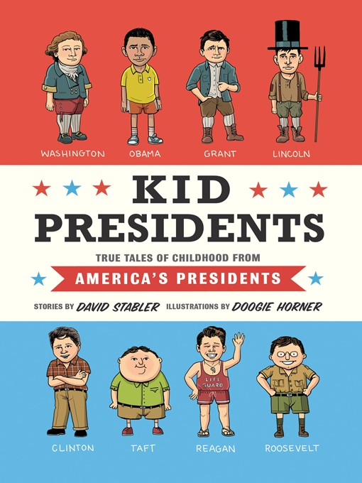 Cover image for Kid Presidents