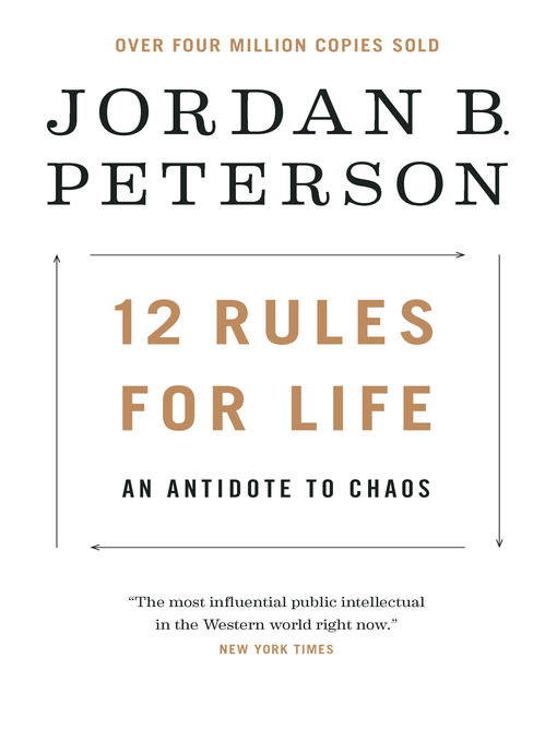 Title details for 12 Rules for Life by Jordan B. Peterson - Wait list