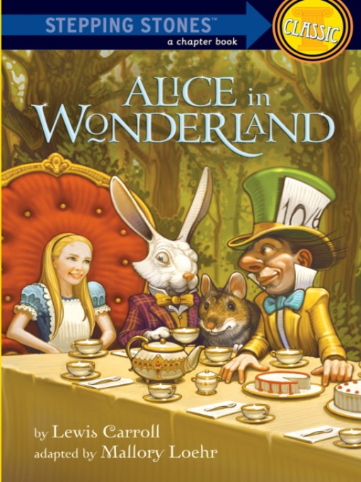 Title details for Alice in Wonderland by Lewis Carroll - Available