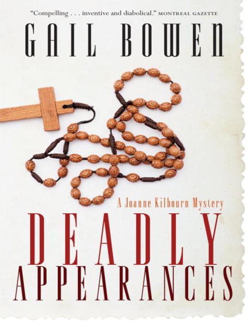 Title details for Deadly Appearances by Gail Bowen - Available
