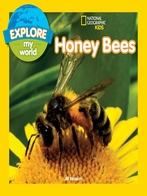 Cover of Explore My World: Honey Bees