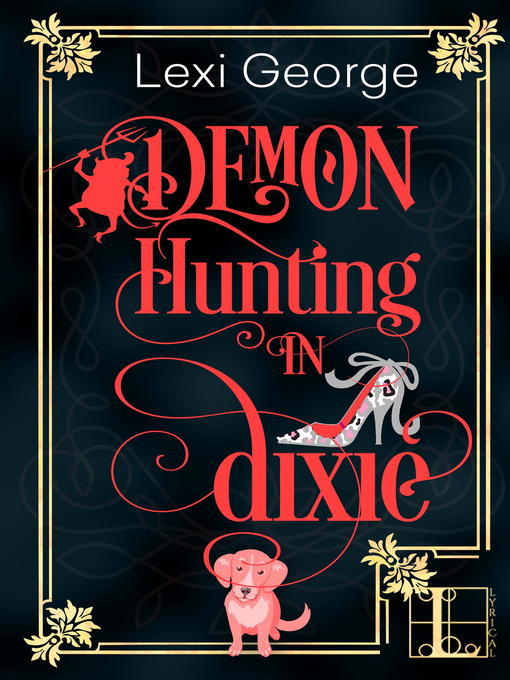 Cover of Demon Hunting in Dixie