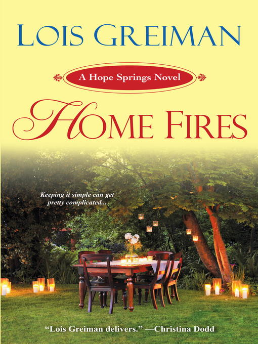 Title details for Home Fires by Lois Greiman - Available