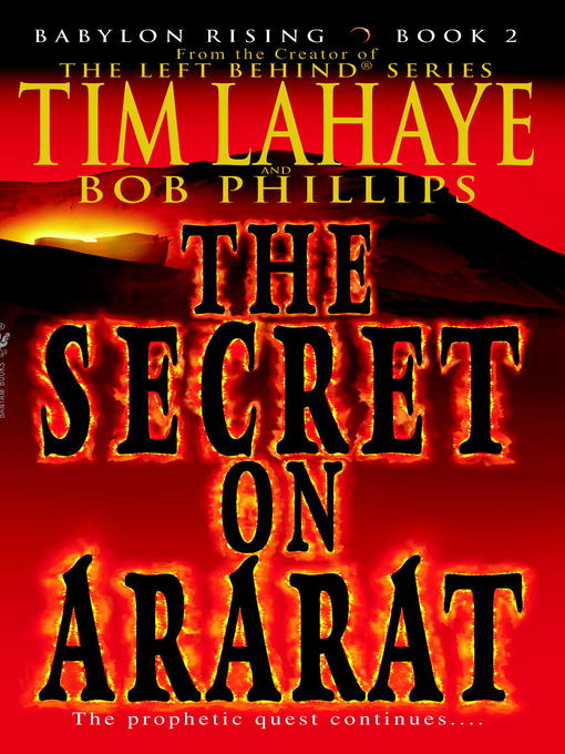 Title details for The Secret on Ararat by Tim LaHaye - Available