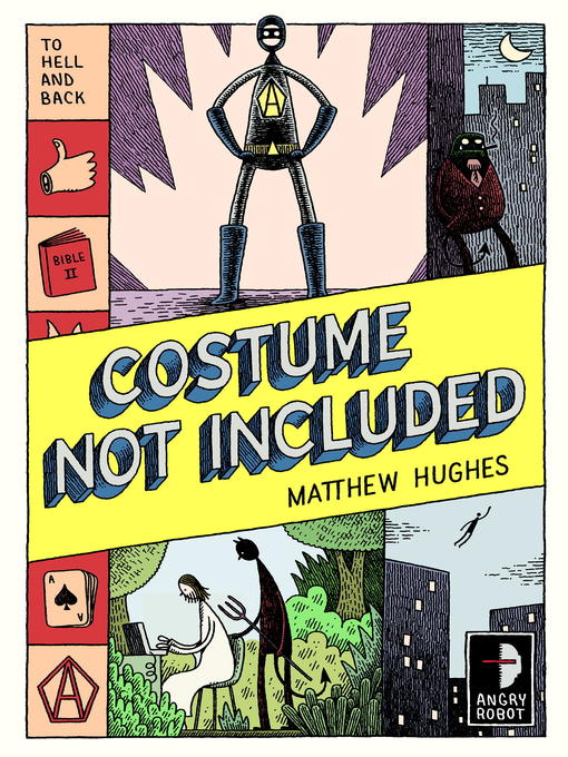 Title details for Costume Not Included by Matthew Hughes - Available