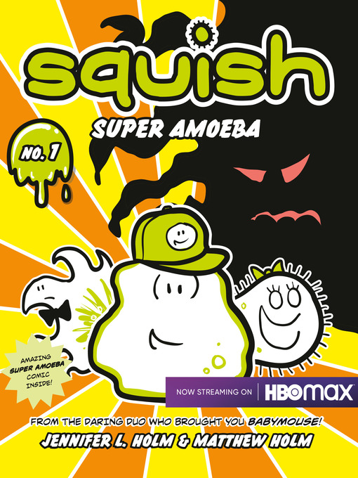 Title details for Super Amoeba by Jennifer L. Holm - Available