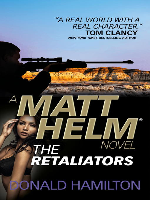 Cover of The Retaliators
