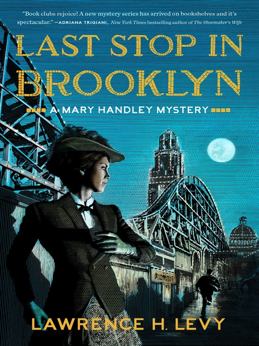 Title details for Last Stop in Brooklyn by Lawrence H. Levy - Wait list