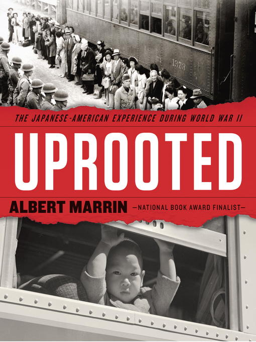 Title details for Uprooted by Albert Marrin - Available