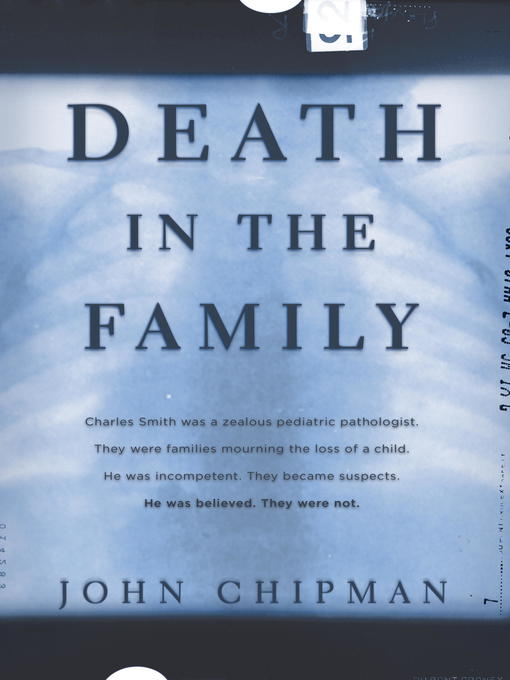 Title details for Death in the Family by John Chipman - Available