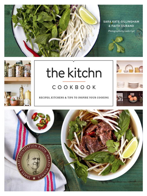 Title details for The Kitchn Cookbook by Sara Kate Gillingham - Wait list