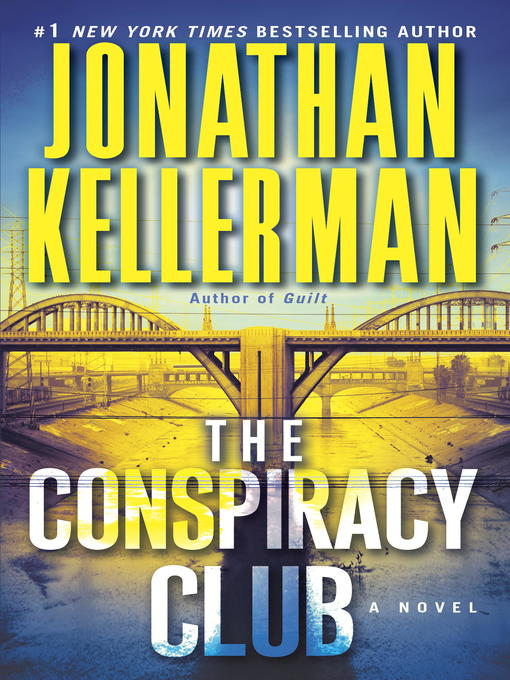 Title details for The Conspiracy Club by Jonathan Kellerman - Wait list