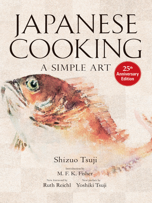 Title details for Japanese Cooking by Shizuo Tsuji - Wait list