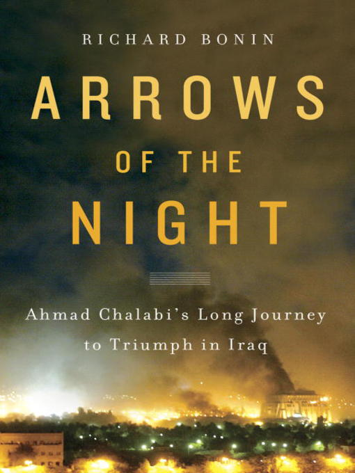 Title details for Arrows of the Night by Richard Bonin - Available