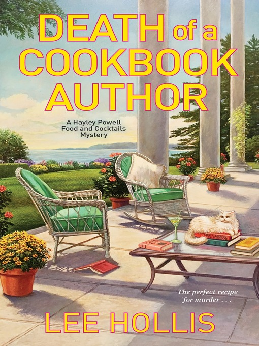 Title details for Death of a Cookbook Author by Lee Hollis - Available