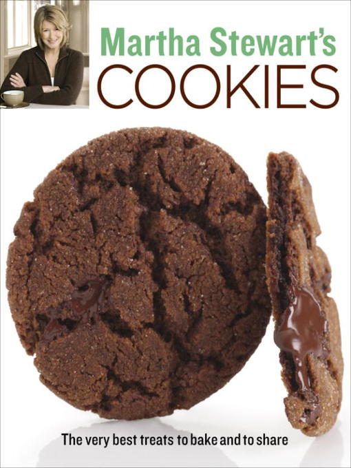 Title details for Martha Stewart's Cookies by Martha Stewart Living Magazine - Wait list