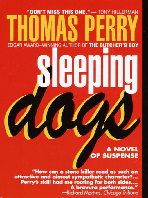 Title details for Sleeping Dogs by Thomas Perry - Available