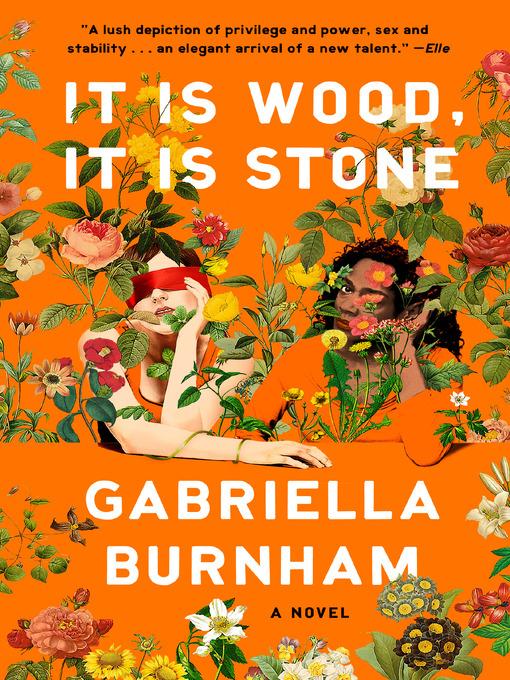 Title details for It Is Wood, It Is Stone by Gabriella Burnham - Wait list
