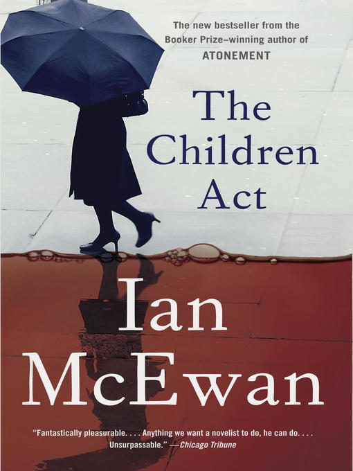 Title details for The Children Act by Ian McEwan - Available