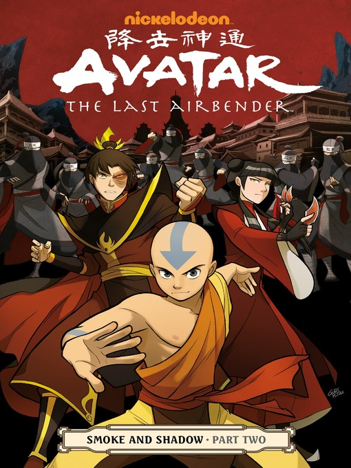 Title details for Avatar: The Last Airbender - Smoke and Shadow, Part 2 by Gene Luen Yang - Available