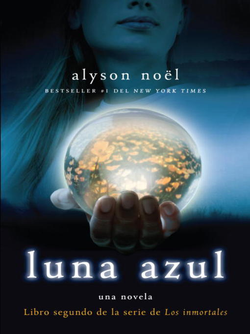 Cover of Luna azul