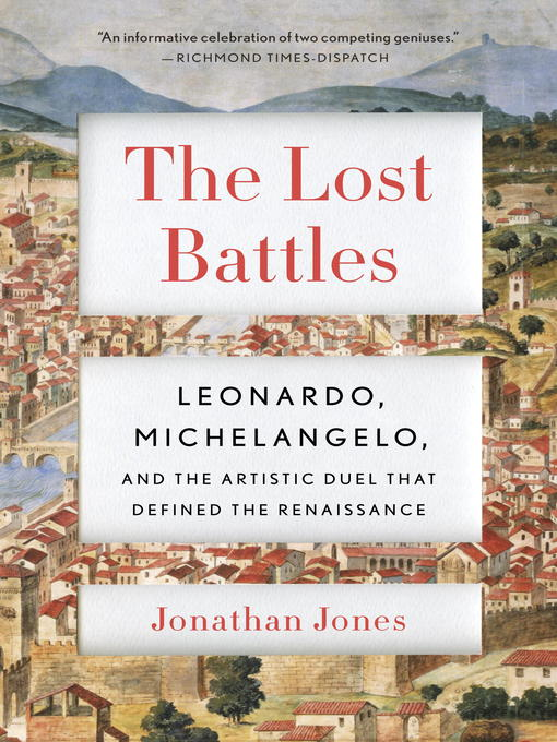 Title details for The Lost Battles by Jonathan Jones - Available
