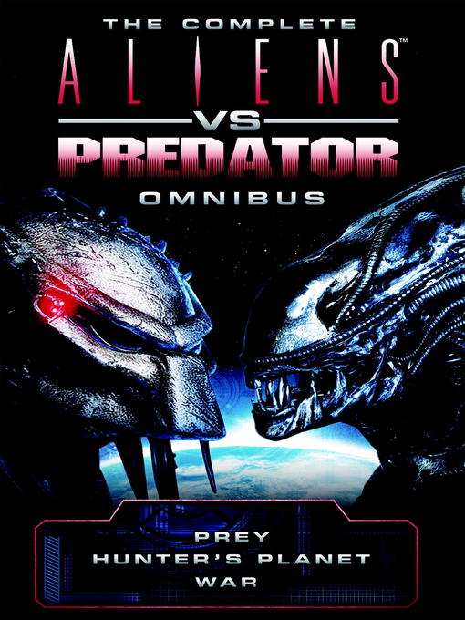 Title details for Aliens vs Predator Omnibus by Steve Perry - Available