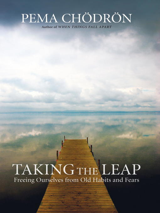 Title details for Taking the Leap by Pema Chodron - Wait list