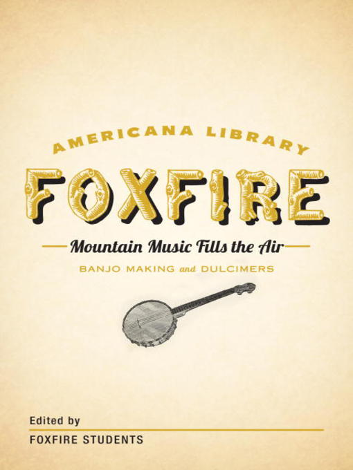 Title details for Mountain Music Fills the Air by Foxfire Fund, Inc. - Wait list