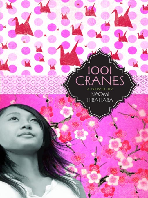 Cover image for 1001 Cranes