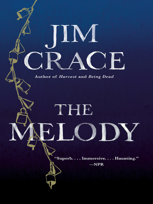Title details for The Melody by Jim Crace - Wait list