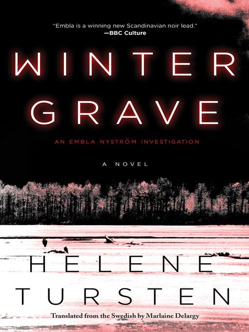 Title details for Winter Grave by Helene Tursten - Wait list