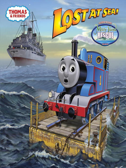 Title details for Lost at Sea by Rev. W. Awdry - Available