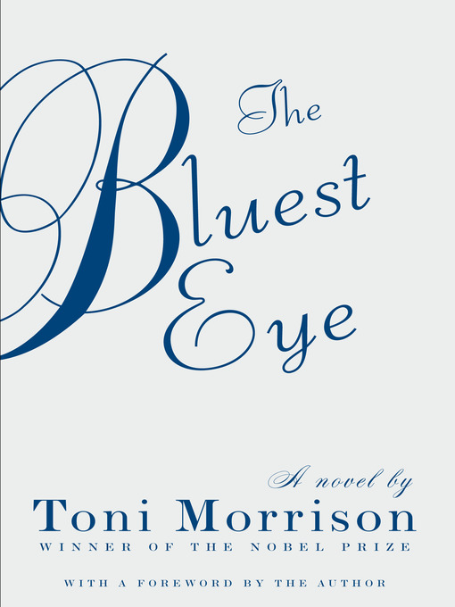 Title details for The Bluest Eye by Toni Morrison - Available