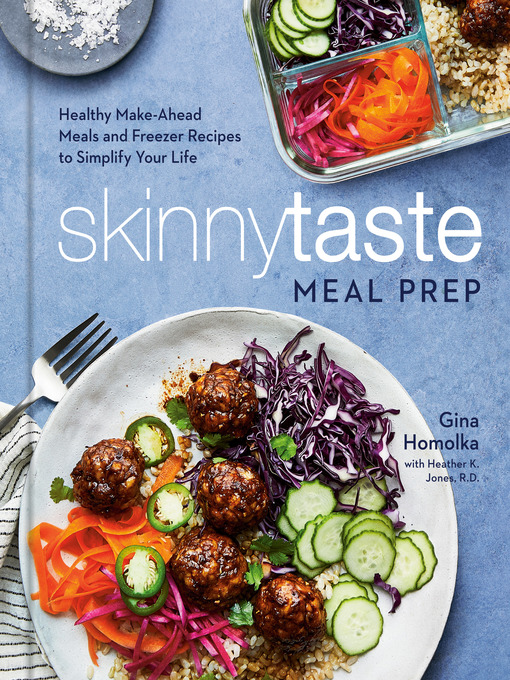 Title details for Skinnytaste Meal Prep by Gina Homolka - Available