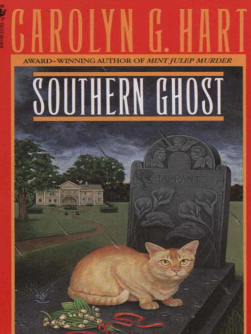 Title details for Southern Ghost by Carolyn Hart - Available