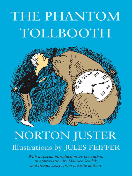 Cover image for book: The Phantom Tollbooth