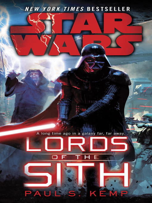 Lords of the Sith の表紙