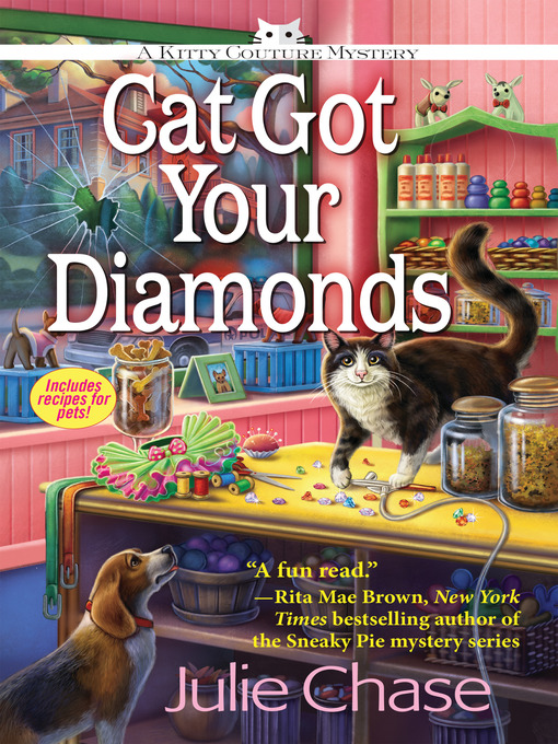 Title details for Cat Got Your Diamonds by Julie Chase - Available