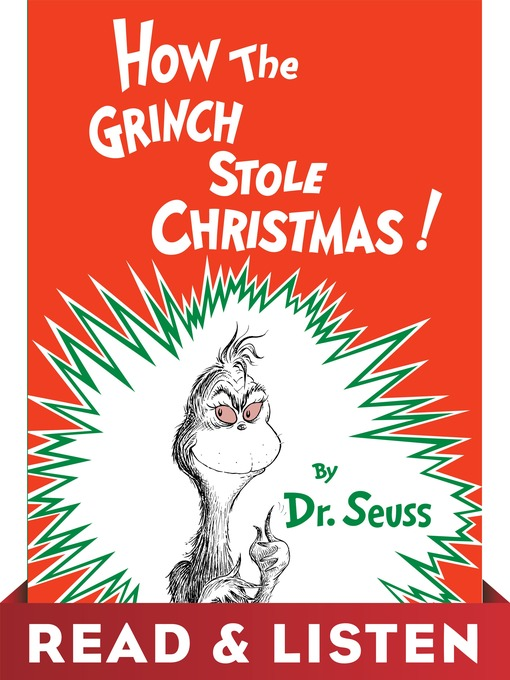 Cover of How the Grinch Stole Christmas!