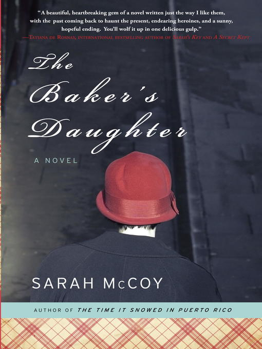 Title details for The Baker's Daughter by Sarah McCoy - Wait list