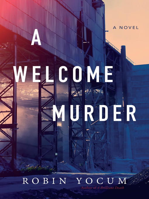 Cover of A Welcome Murder