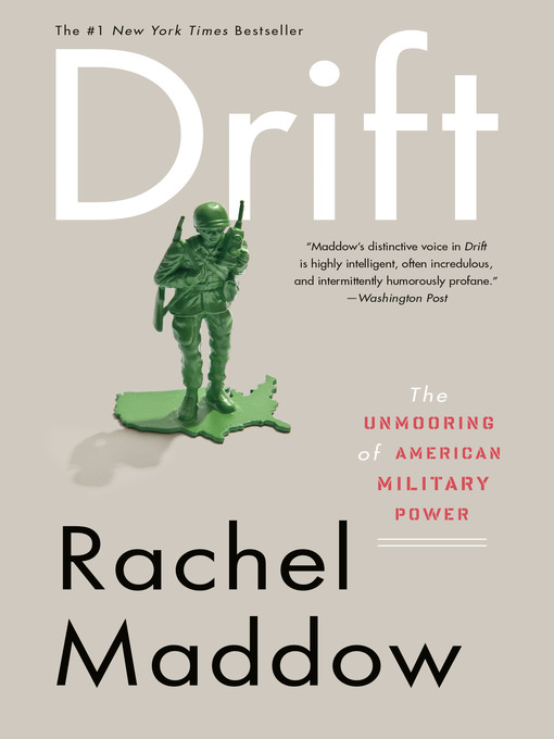 Title details for Drift by Rachel Maddow - Available
