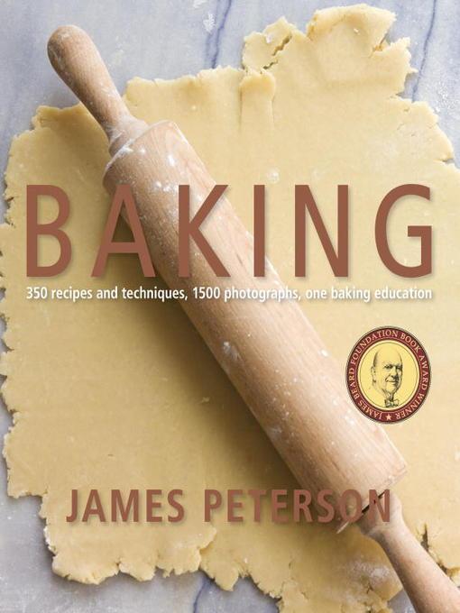 Title details for Baking by James Peterson - Wait list