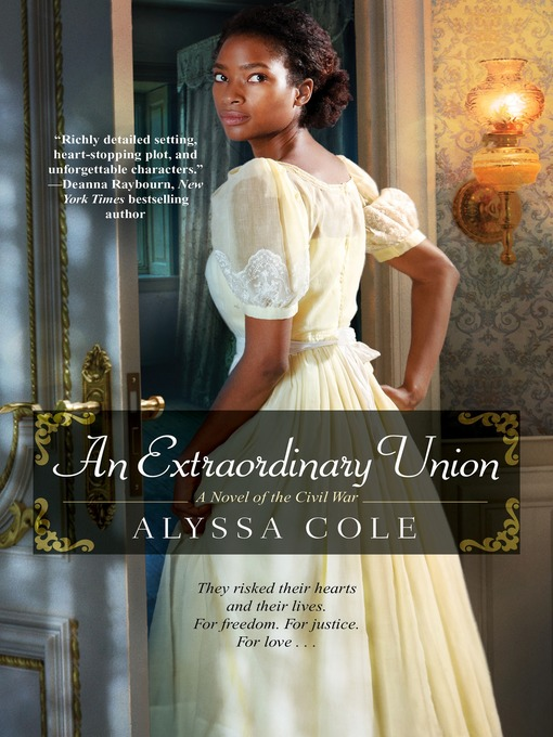 Title details for An Extraordinary Union by Alyssa Cole - Wait list