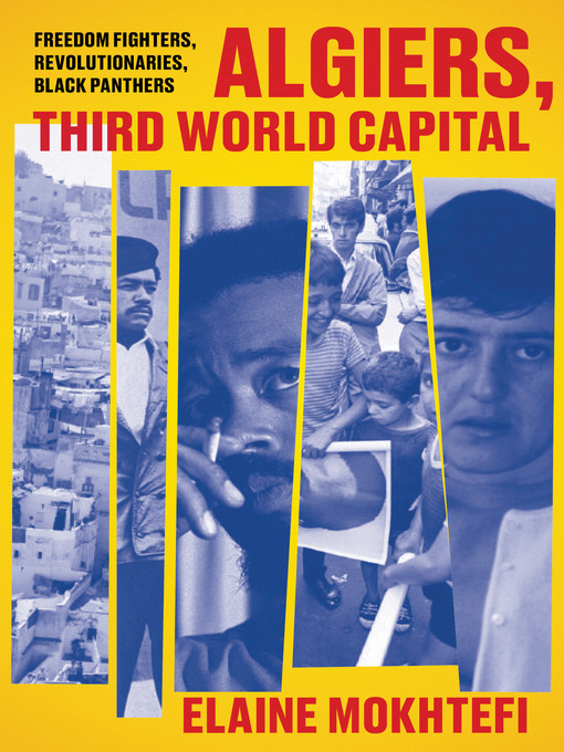 Title details for Algiers, Third World Capital by Elaine Mokhtefi - Available