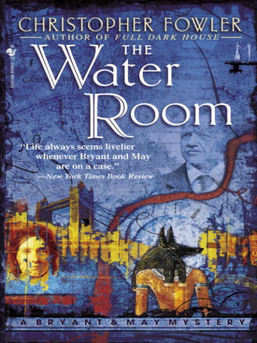 Title details for The Water Room by Christopher Fowler - Available