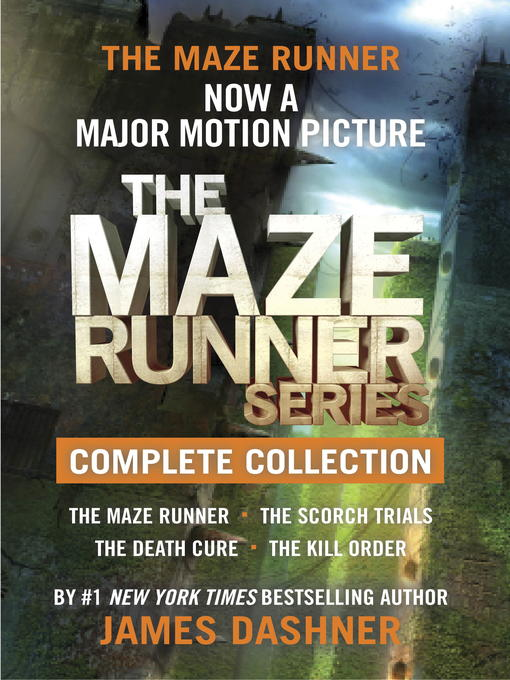 Title details for The Maze Runner Series Complete Collection by James Dashner - Available