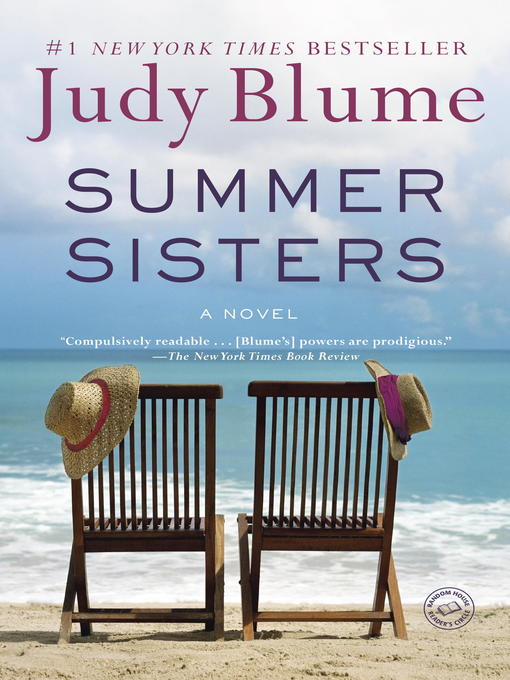 Cover of Summer Sisters